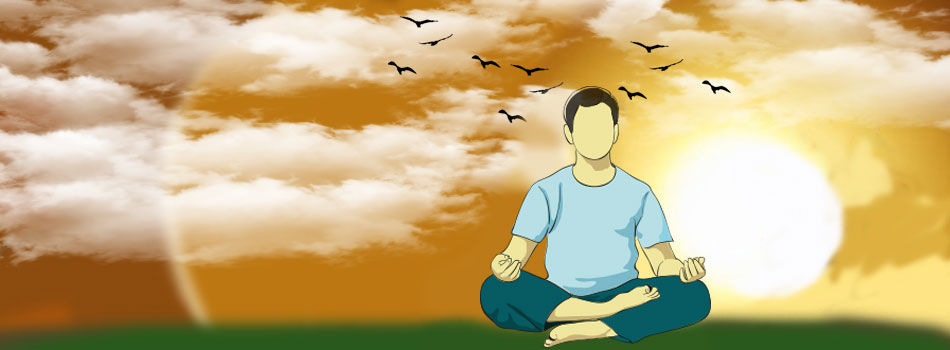 Start practicing meditation from today